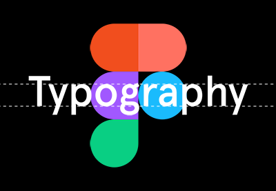 Advanced typography design in figma 400x277