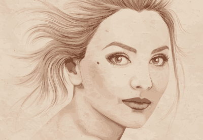 Preview for Advanced Vector Portraits