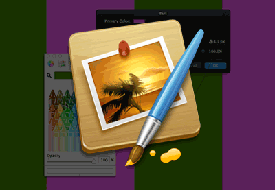 Preview for Getting Advanced in Pixelmator