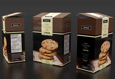 Design Print Ready Product Packaging