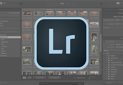 Lightroom cc thumbnail actually small