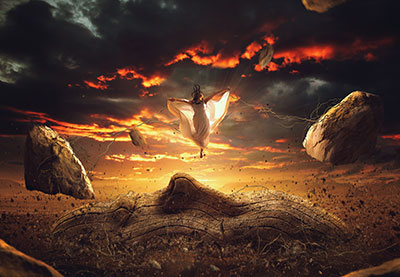 How To Create A Surreal Scene With Photo Manipulation