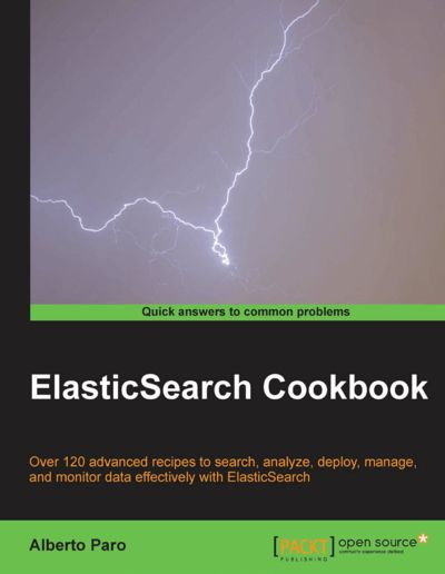 Preview for ElasticSearch Cookbook