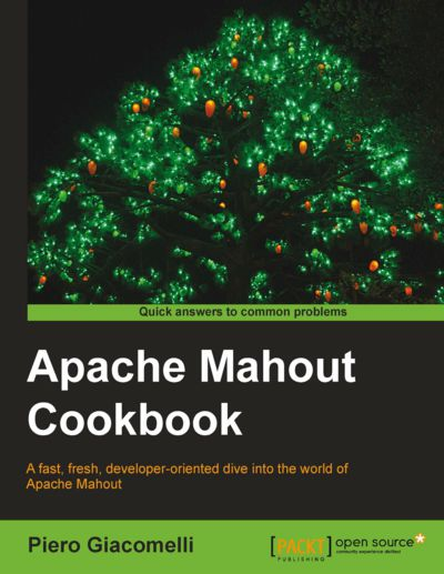 Preview for Apache Mahout Cookbook