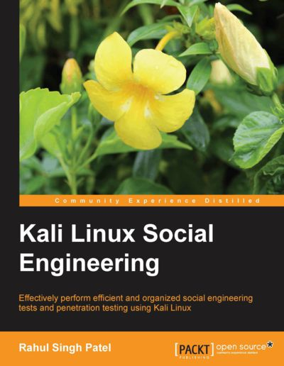 Preview for Kali Linux Social Engineering