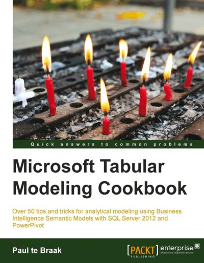 Preview for Microsoft Tabular Modeling Cookbook