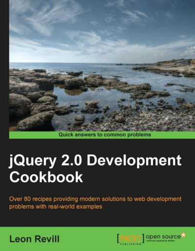 Preview for jQuery 2.0 Development Cookbook