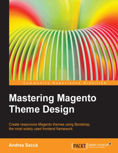 Preview for Mastering Magento Theme Design