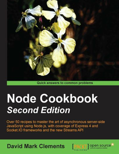 Preview for Node Cookbook: Second Edition