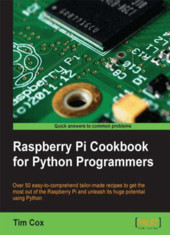 Preview for Raspberry Pi Cookbook for Python Programmers