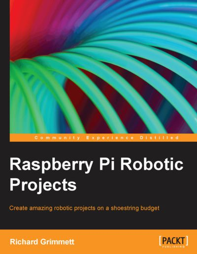 Preview for Raspberry Pi Robotic Projects