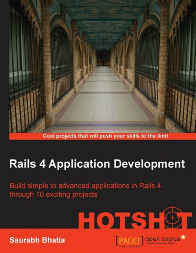 Preview for Rails 4 Application Development