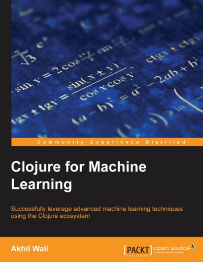 Preview for Clojure for Machine Learning