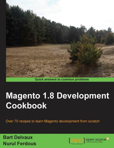 Preview for Magento 1.8 Development Cookbook