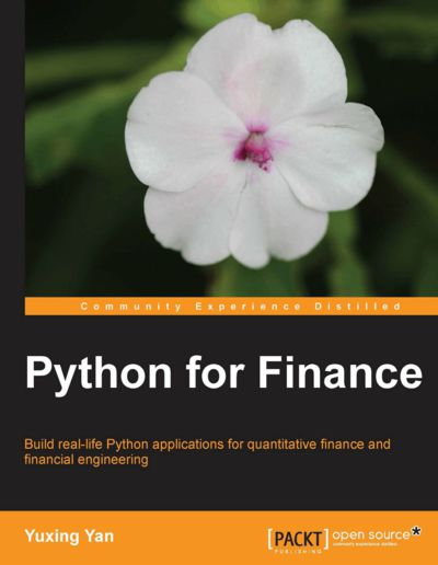 Preview for Python for Finance