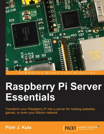 Preview for Raspberry Pi Server Essentials