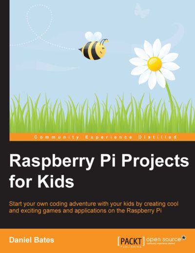 Preview for Raspberry Pi Projects for Kids