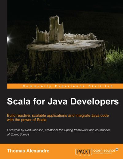 Preview for Scala for Java Developers