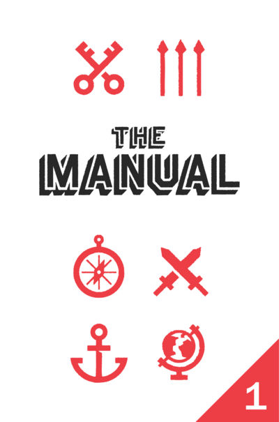 Preview for The Manual: Issue 1