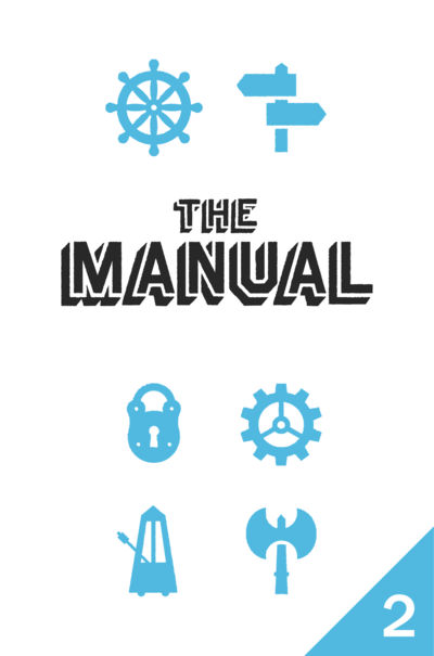Preview for The Manual: Issue 2