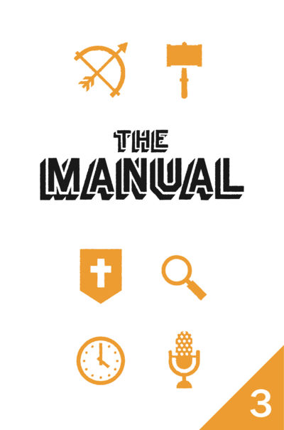 Preview for The Manual: Issue 3