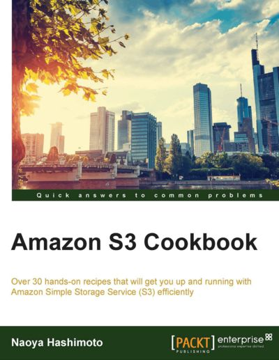 Preview for Amazon S3 Cookbook