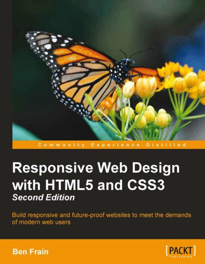 Preview for Responsive Web Design with HTML5 and CSS3 - Second Edition