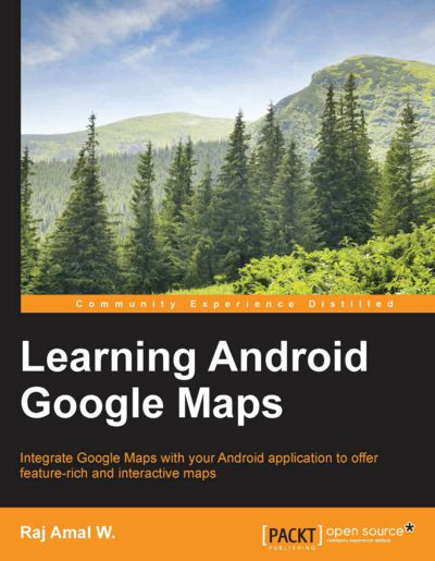 Preview for Learning Android Google Maps