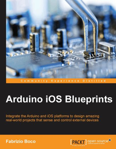 Preview for Arduino iOS Blueprints