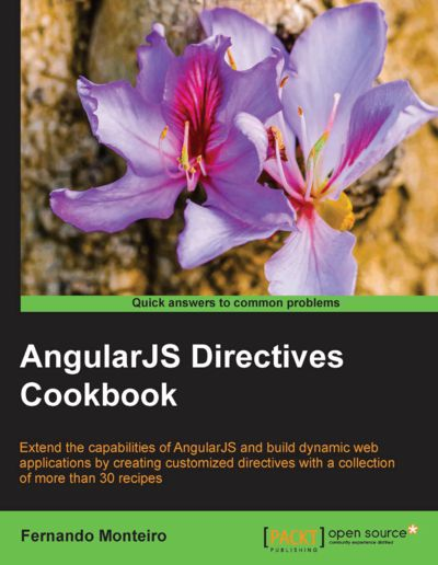 Preview for AngularJS Directives Cookbook