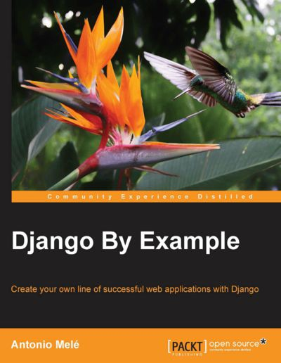 Preview for Django By Example