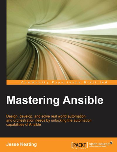 Preview for Mastering Ansible