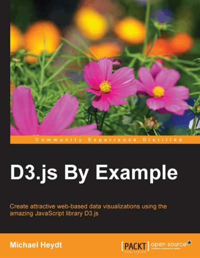 Preview for D3.js By Example
