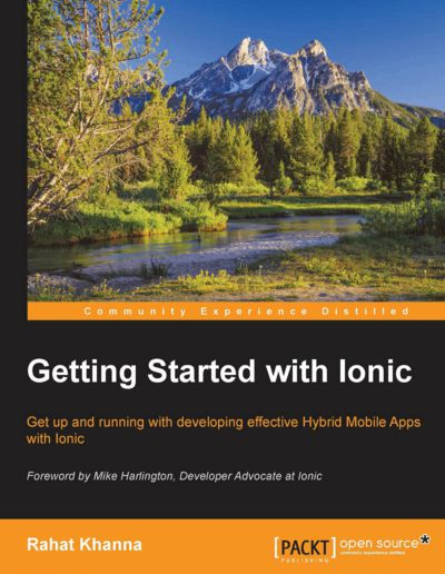 Preview for Getting Started with Ionic