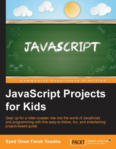 Preview for JavaScript Projects for Kids