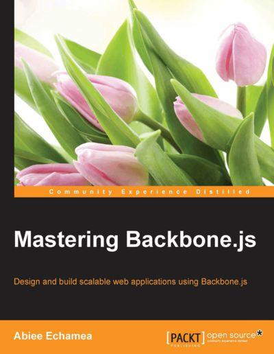 Preview for Mastering Backbone.js
