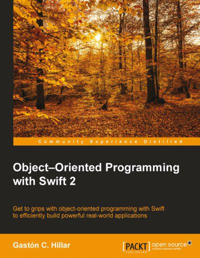 Preview for Object–Oriented Programming with Swift 2