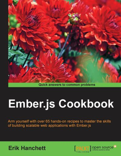 Preview for Ember.js Cookbook