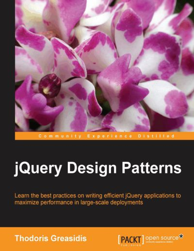 Preview for jQuery Design Patterns