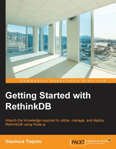 Preview for Getting Started with RethinkDB