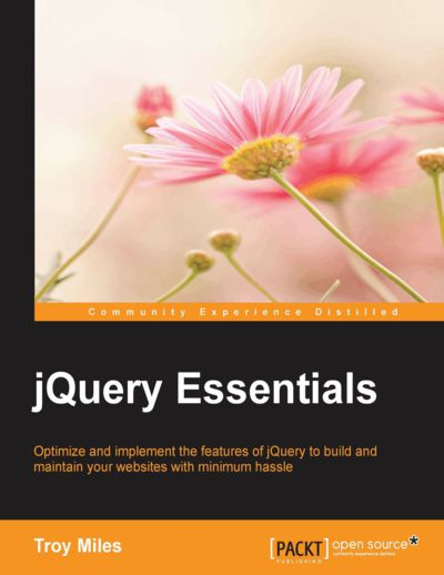 Preview for jQuery Essentials