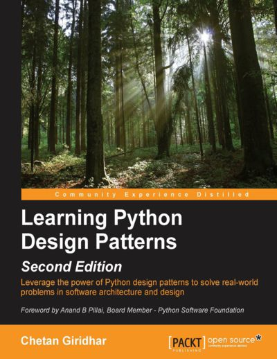 Preview for Learning Python Design Patterns - Second Edition