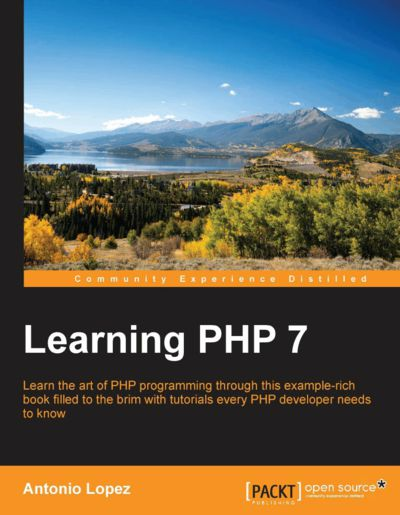 Preview for Learning PHP 7