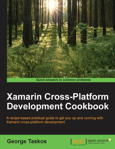 Preview for Xamarin Cross-Platform Development Cookbook