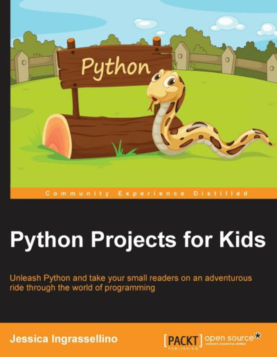 Preview for Python Projects for Kids