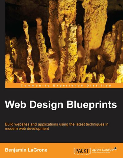 Preview for Web Design Blueprints