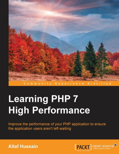 Preview for Learning PHP 7 High Performance