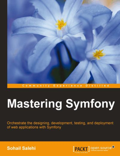 Preview for Mastering Symfony