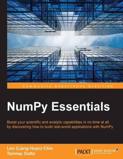 Preview for NumPy Essentials