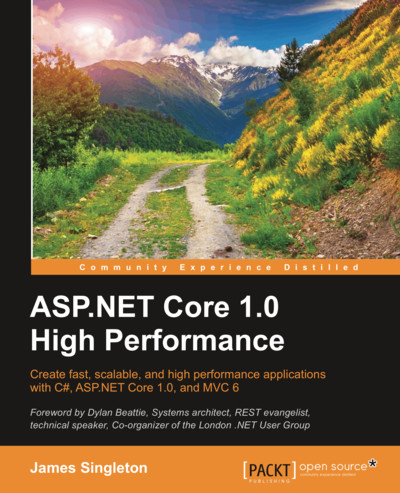 Preview for ASP.NET Core 1.0 High Performance